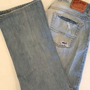 """Lucky Brand """"Easy Rider"""" jeans"""